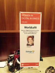 World Cafe Women Digital Entrepreneurship